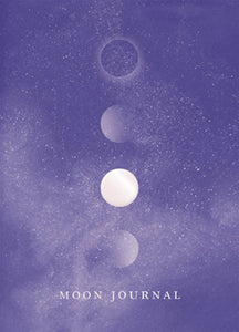 Moon Journal - Crystal Karma by Trina