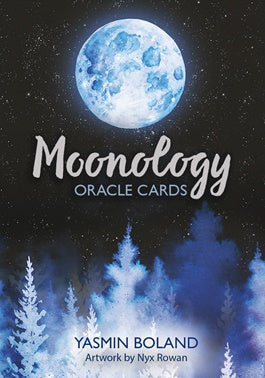 Moonology Oracle Cards - Crystal Karma By Trina