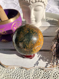 Ocean Jasper Sphere Large #6 | Crystal Karma by Trina