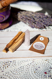 Cleansing Bundle  - Palo Santo with Rose Quartz Generator | Crystal Karma by Trina