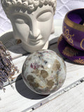 Pink Tourmaline Sphere #2 | Crystal Karma by Trina