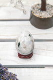 Rainbow Moonstone Eggs | Crystal Karma by Trina