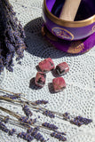 Rhodonite Tumble Stones Dark Cubes | Crystal Karma by Trina