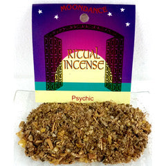 Ritual Incense Mix PSYCHIC 20g packet | Crystal Karma By Trina