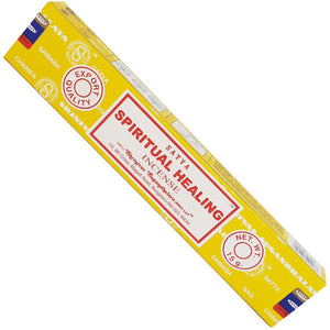Spiritual Healing Incense Sticks | Crystal Karma By Trina