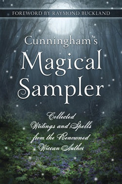 Cunningham's Magical Sampler Book | Crystal Karma by Trina