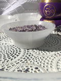 Selenite Bowls - With Wide Base 3-4cm High | Crystal Karma by Trina