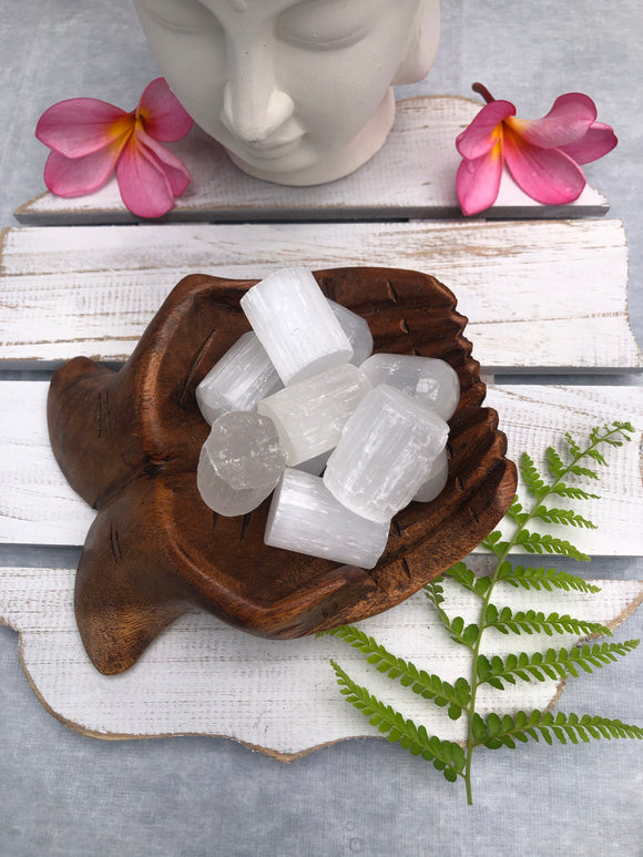 Selenite Candy Pieces