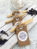Cleansing Bundle Selenite & Palo Santo - Small