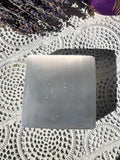 Selenite Square | Crystal Karma by Trina