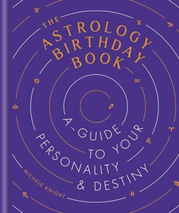 The Astrology Birthday Book - Crystal Karma by Trina