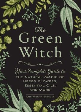 The Green Witch - Crystal Karma By Trina