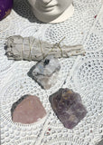 Wellbeing Crystal Set Small - Crystals for Wellbeing  | Crystal Karma by Trina