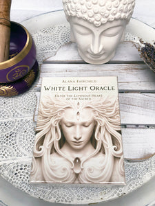 White Light Oracle | Crystal Karma By Trina