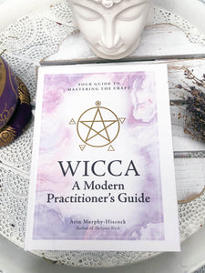 Wicca: A Modern Practitioner's Guide | Crystal Karma by Trina
