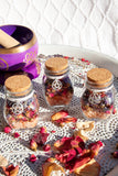 Magickal Botanical Altar Jars Small