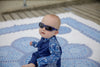 Baby Polarized Sunnies - Navy