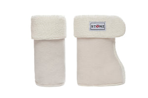 Bootie Liners - View 2 - Double-bonded fleece adds an extra layer of warmth - Stonz