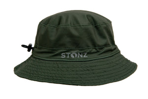 Bucket Hat - Forest Green