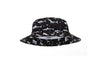 Bucket Hat - Black/Shark
