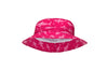 Bucket Hat - Fuchsia/Shark