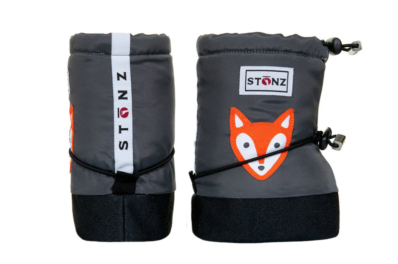 Baby Booties - Fox - Weather-resistant Boots for Babies - Stonz