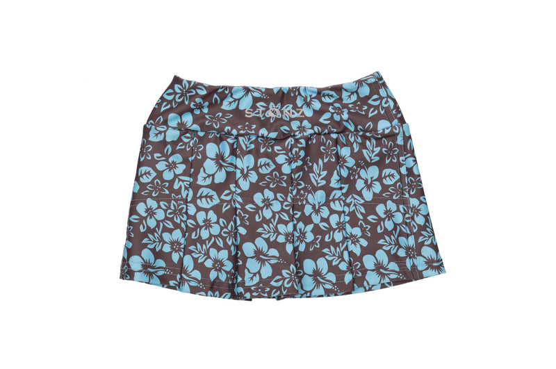 Floral Skorts - UPF 50 Sunwear Collection for Kids - Stonz