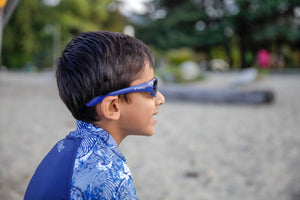 Kid Sport Sunnies - Navy