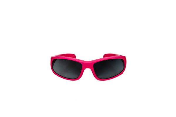 Kid Sport Sunnies - Fuchsia