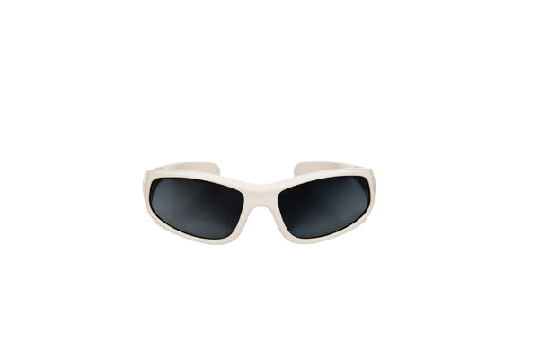 Kid Sport Sunnies - White