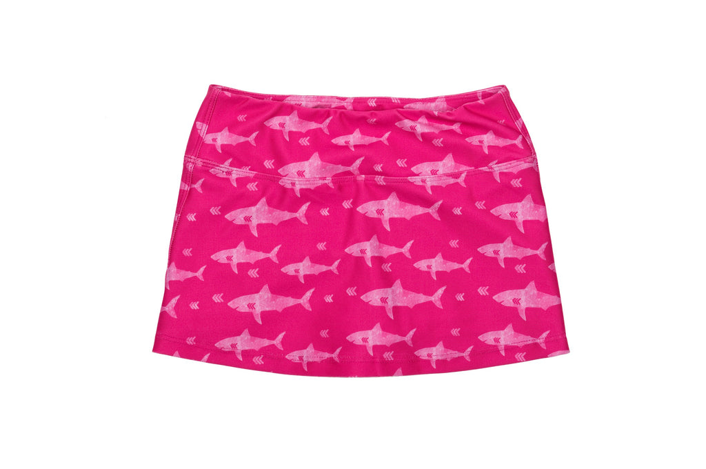 Pink Skorts - UPF 50 Sunwear Collection for Kids - Stonz