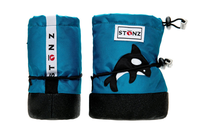 Baby Booties - Orca - Weather-resistant Boots for Babies - Stonz