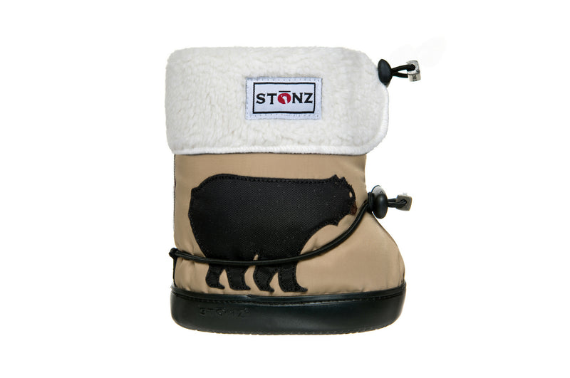Toddler Booties - Bear