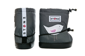 Toddler Booties - Bird - Weather-resistant Boots for Babies - Children