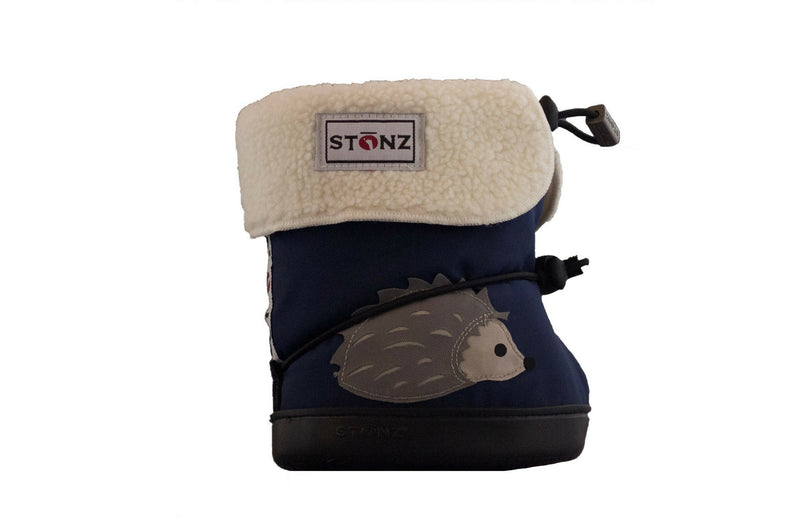 Toddler Booties - Hedgehog