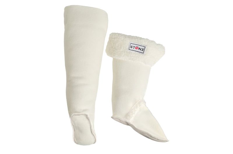 Rain Boot Liners - Double-bonded fleece adds an extra layer of warmth - Stonz