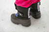 Slate Blue and Black Scout - Lightest kid's winter boot on the market - Stonz