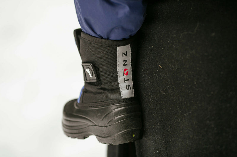 The Scout Winter Boots - Slate Blue/Black