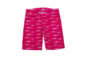 Shorts - Fuchsia/Shark