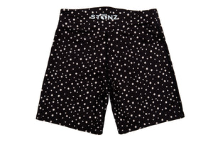 Shorts - Night Camper - Black