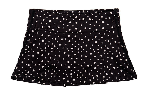 Skort - Night Camper - Black