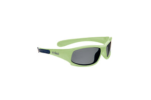 Baby Sport Sunnies  - Mint Green/Navy