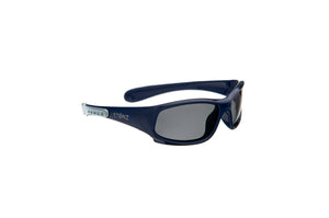 Baby Sport Sunnies  - Navy/Haze Blue