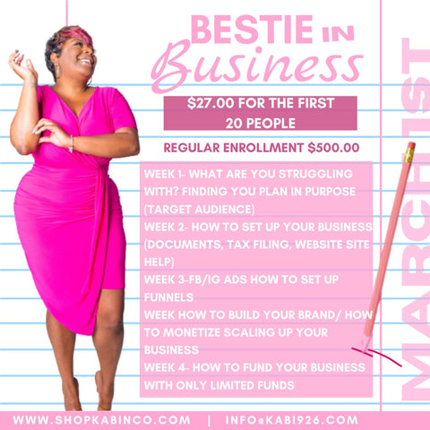 Bestie in Business