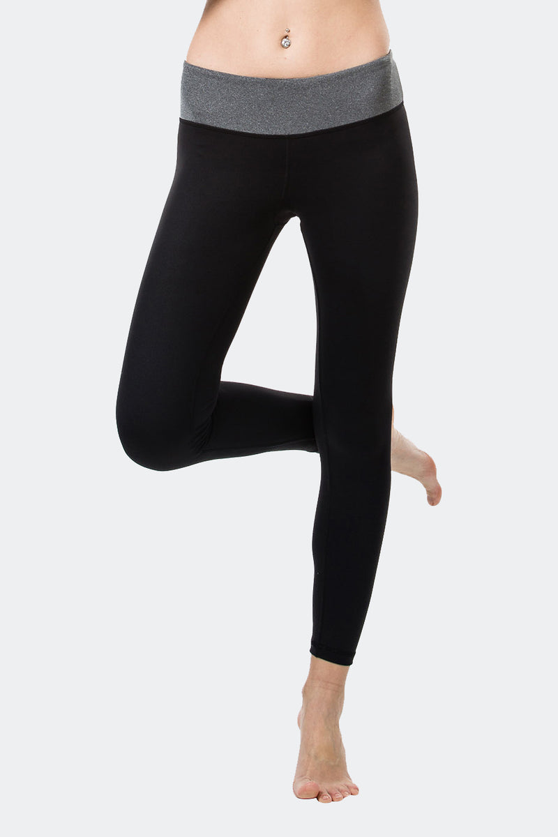 Ongasoft Yoga pants-15006-Back