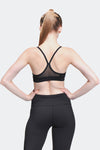 Ongasoft Yoga Bra-15016Black-Back
