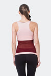 Ongasoft Yoga Tops-15017-Back