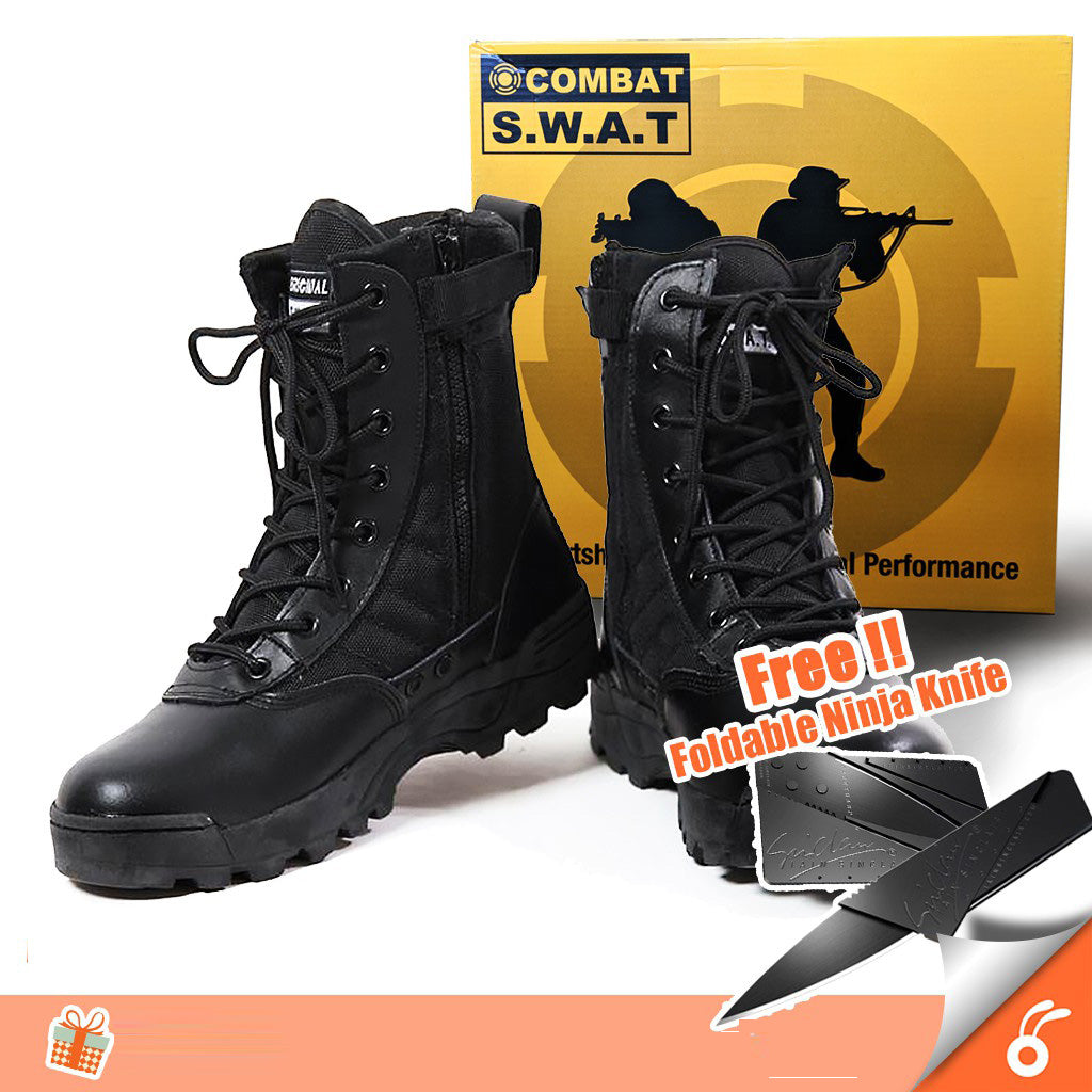 Tactical Boots |Hiking Shoes|Cash on Delivery (COD)
