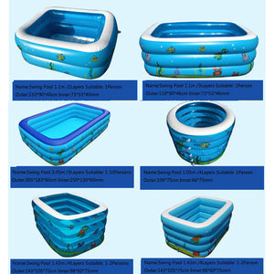 Inflatable  Swimming Pool|Cash on Delivery (COD)