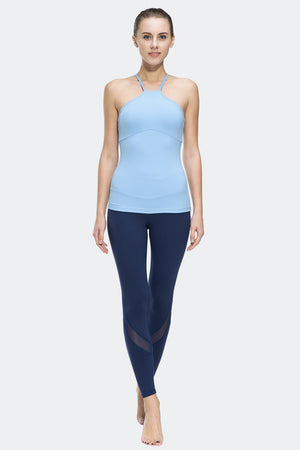 Ongasoft Yoga Tops-B008-Model